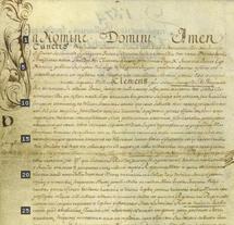 Bulle 1674