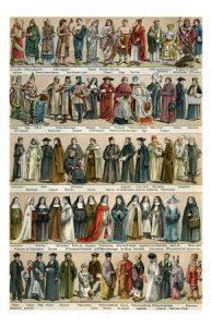Costumes religieux